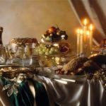 5 regole per apparecchiare la tavola di Natale