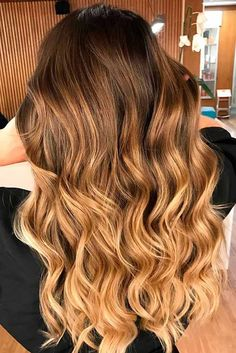 21 Hottest Brown Ombre Hair Ideas Trying brown ombre hair is a great solution in case you wish to add a posh accent to your hair color. Thus, your appearance will become even brighter, and you will definitely be more successful with the opposite sex. http://glaminati.com/brown-ombre-hair-ideas/