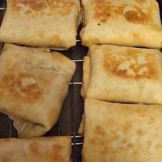 Baked Chicken Chimichangas (Use low carb tortillas to make them low carb)