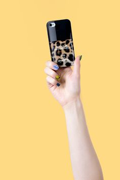 """Couleur Au Portable """"Roar"""" for iPhone 4/4S and iPhone 5/5S"""