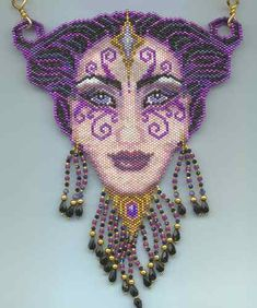 peyote stitch patterns | This pattern requires just 18 colors of beads! Not counting strap or ...