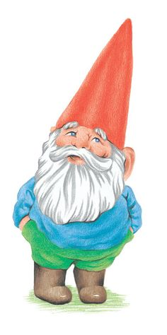 Artist Workshop | How to Draw a Garden Gnome | Walter Foster