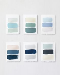 Blue is a cool color to not only use in a main color palette for your home, but also in decorations and accent colors. Find out 10 ways to use the color blue in your home decor to elevate the cool tones and hues.