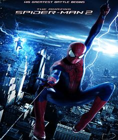 The Amazing spider man 2 is a superhero movie of 2014 consisting Spider man…