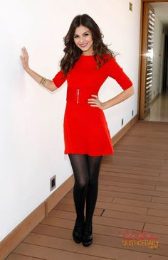 Victoria Justice – Madrid Photoshoot
