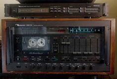Nakamichi 1000-ZXL Tape Deck