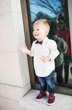 Kids Holiday Bow Tie #OldNavy // DeuxParDeux.com // Deux Par Deux // kids clothes // kid style // fashion for kids