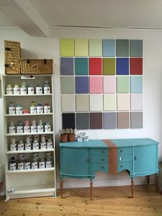 Frenchic Paint Chart