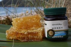 Spirits Bay manuka honey Manuka Honey, Food, Eten, Meals, Diet