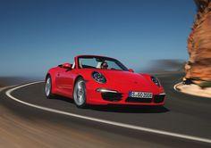 Porsche 911 Descapotable 2011
