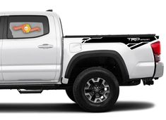 Product: Toyota Tacoma (TRD OFF ROAD) Sport Punisher side kit Vinyl Decals graphics sticker Toyota Tacoma Trd Sport, Tacoma 4x4, Custom Decals, Vinyl Decals, Tacoma Off Road, Ford Sport, Trd Pro, Truck Decals, Pickup Trucks