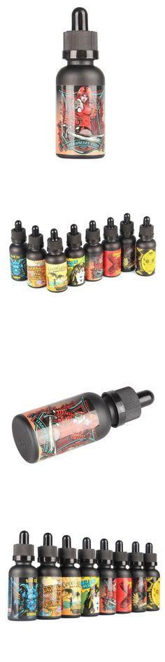 Electronic Cigarettes   AtomVapes Strawberry Vixen Series Strawberry and Mint Flavor E Cigarette E-Juice $11.31