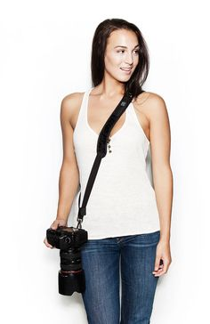 I so want the RS-W1 camera strap from BlackRapid!!