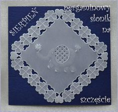 technika pergaminowa / parchment craft www.pergaminart.pl