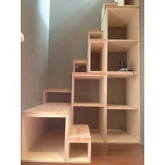 Welcome to Scarlet Webmail Small Space Staircase, Space Saving Staircase, Steep Staircase, Tiny House Stairs, Loft Stairs, Small Apartment Interior, Interior Design Living Room, Tiny Loft, Stair Storage