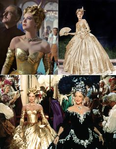 Gowns by Adrian | The blue gown for To Catch A Thief - Google Search