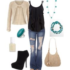 Polyvore Casual Outfits | Casual Outfit by Lana H.