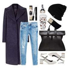 """What to wear to fashion week"" by thestyleartisan ❤ liked on Polyvore featuring Reiss, MANGO, 3.1 Phillip Lim, Rebecca Minkoff, Patagonia, Falke, Könitz, Ciaté, women's clothing and women"
