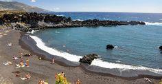 Strände auf der Insel La Palma / Kanaren