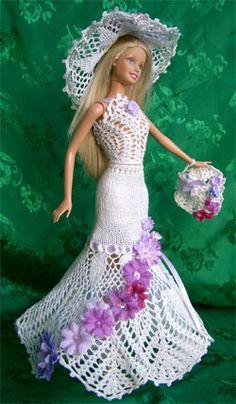 La moda para Barbie