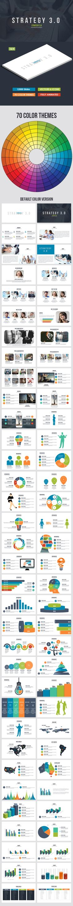 Gelap - Modern Keynote Presentation Modern - resume presentation