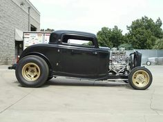 '32 Ford 3 window coupe