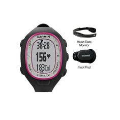 """(CLICK IMAGE TWICE FOR DETAILS AND PRICING) Garmin FR70 Womens Pink Watch with HRM and FP Heart Rate Monitor. """"Garmin FR70 Womens, Runners Pro Plus Brand New Includes One Year Warranty, The Garmin FR70 is a sleek fitness watch with Heart Rate Monitor. This sleek fitness watch plus workout tool tracks your time, heart rate and c.. . See More Runners at http://www.ourgreatshop.com/Runners-C325.aspx"""