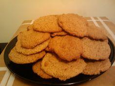 My Dukan Diet : Biscuiti Sarati Dukan Dukan Diet, I Foods, Pizza, Cookies, Desserts, Crack Crackers, Tailgate Desserts, Biscuits, Cookie Recipes