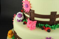 fondant pig cakes - Google Search