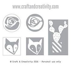 Gör dina egna stämplar – Make your own stamps