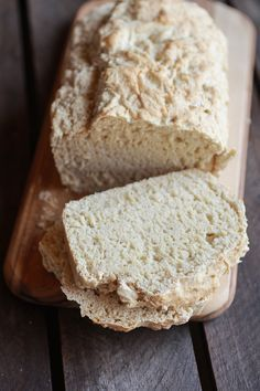 Scary Easy 5 Ingredient Beer Bread (the BEST!) | halfbakedharvest.com