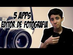 5 Aplicativos de Fotografia para Android