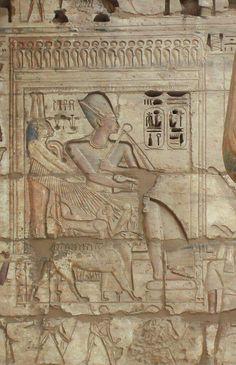 Medinat Habu- Mortuary Temple of Ramesses III,New Kingdom XlX Dynasty.