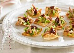 1000 images about duck canapes on pinterest peking duck for Canape spoons australia