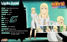 naruto characters profile oc - Google Search