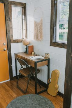 Peek inside the world's smallest luxury home  by Tiny Heirloom
