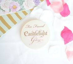 TOO FACED CANDLELIGHT HIGHLIGHTING POWDER DUO
