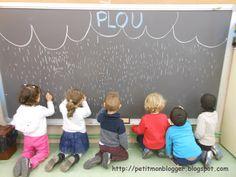 El curs passat l'Eix Transversal que es va treballar a l'escola estava dedicat a la Literatura, a Infantil concretament vam treballar els co... Activities For 2 Year Olds, Writing Activities, Preschool Activities, Embodied Cognition, Pre Writing, Small Art, Pre School, Fine Motor, Art For Kids