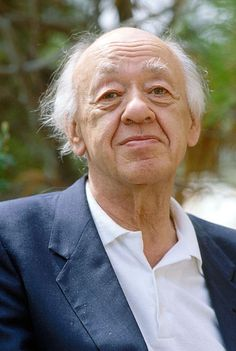 Eugène Ionesco (born Eugen Ionescu, Romanian: [e. 26 November 1909 – 28 March was a Romanian playwright who wrote mostly in French, and one of the foremost figures of the French Avant-garde theatre. Contemporary Theatre, Eugene Ionesco, Theatre Of The Absurd, Book Writer, Book Authors, People Of Interest, Playwright, Jolie Photo, Special People