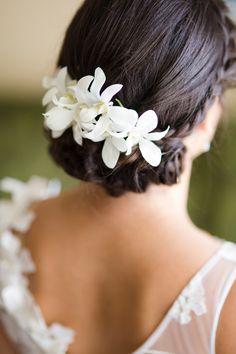 Photography: Elena Graham - www.elenagraham.com  Read More: http://www.stylemepretty.com/destination-weddings/2014/08/15/hawaii-island-destination-wedding-at-waikoloa-marriott-resort-and-spa/