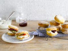 Sweet & savoury scones