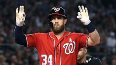 MLB -- Bryce Harper Manny Machado suitors might be better off spreading  wealth - ESPN d7307280bcaf