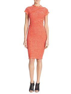 Tajina Knit  Dress