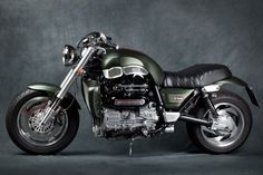 "Racing Cafè: Triumph Rocket III ""MR3"" by MrMartini"