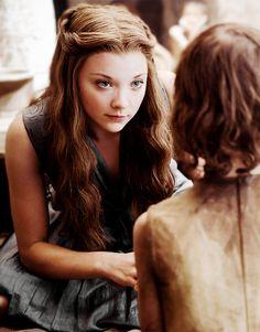 "Margaery Tyrell in 3x01, ""Valar Dohaeris"""