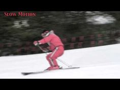 Carving lessons with Harald Harb,  Short turn, Expert Free Skiing, video trailer for up coming DVD.