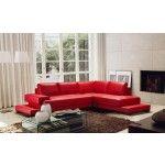 $1,390.00 VIG Furniture - 2226 Red Sofa Set - VGEV2226-2