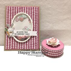 Welcome to the Stampin Friends Easter Themed Blog Hop! This month we have 2 amazing guest hoppers that you should DEFINITELY check out! Mandy Reedyk Sue Vine I had a lot of fun making this card and…