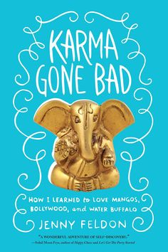 Get your KARMA on! Read Sex and the City meets Eat, Pray, Love!