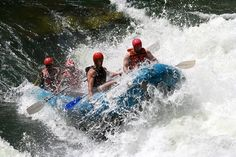 #ILoveThorntree  Reasons we love Thorntree? The amazing actitivies  #5 White River Rafting Adrenaline junkies prepare for an experience to write home about! #xrugged #rugged